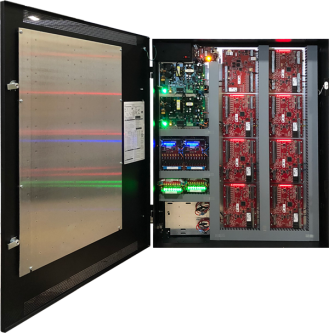 LifeSafety Power Managed Power Enclosure June 14 2019