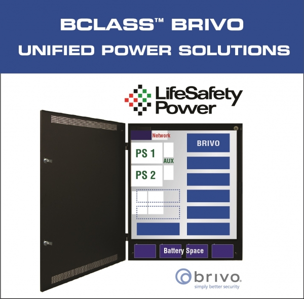 The FlexPower BCLASS (Brivo) solution